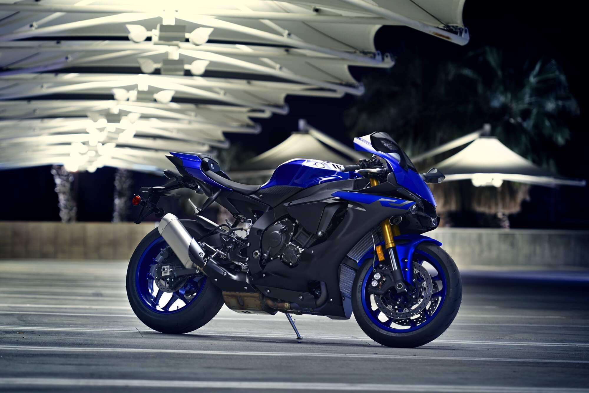 Motociklet Yamaha Yzf R1 2019 Motocikleti Yamahabox