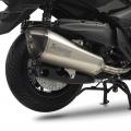 Ауспух Akrapovic Titan за YAMAHA X-MAX 400 907983230300