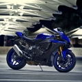 Мотоциклет Yamaha YZF-R1 - с технологии от MotoGP