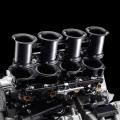 Мотоциклет Yamaha YZF-R1 - въздуховод с голям обем за максимална ефективност и мощност