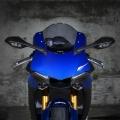 Мотоциклет Yamaha YZF-R1 - с аеродинамичен преден обтекател, вдъхновен от YZR-M1