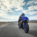 Мотоциклет Yamaha YZF-R1 - с перфектна аеродинамика е в стихията си на пистата