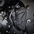 Мотоциклет Yamaha YZF-R1 - подобрена quick shift система за превключване без съединител