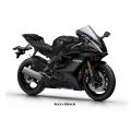 Мотоциклет Yamaha YZF-R6 Tech Black
