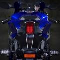 Мотоциклет Yamaha YZF-R6 - нови технологии, нова агресивна и стилна визия, ненадмината производителност