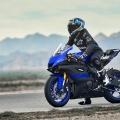 Мотоциклет Yamaha YZF-R6 - винаги готов за обиколки на пистата