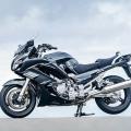 Мотоциклет Yamaha FJR1300A 2019 - с D-MODE и TCS системи, темпоматен и изпреварващ съединител плюс тиха система на карданната предавка