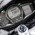 Мотоциклет Yamaha FJR1300A 2019 - мултифункционално табло с отлична видимост