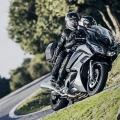 Мотоциклет Yamaha FJR1300A 2019 - комфортът е за двама