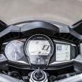 Мотоциклет Yamaha FJR1300AE - със система против буксуване, D-MODE функция, темпоматен и изпреварващ съединител и круиз контрол
