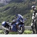 Мотоциклет Yamaha FJR1300AE - пригответе се за чиста проба удоволствие