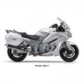 Мотоциклет Yamaha FJR1300AE Matt Silver