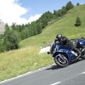 Мотоциклет Yamaha FJR1300AE - спортно поведение и забележителен комфорт за водача и пътника