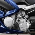 Мотоциклет Yamaha FJR1300AE - 1298-кубиков, плавно работещ двигател с YCC-T