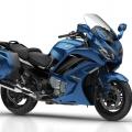 Мотоциклет Yamaha FJR1300AE в цвят Phantom Blue