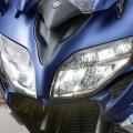 Мотоциклет Yamaha FJR1300AE - предни LED фарове с адаптивни светлини за завиване