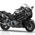 Мотоциклет Yamaha FJR1300AE - със спортен тип алуминиева рама за пъргаво управление