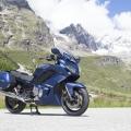Мотоциклет Yamaha FJR1300AE - преодолявате сериозни разстояния в първокласен лукс