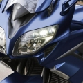 Мотоциклет Yamaha FJR1300AS - аеродинамичният и стилен профил са запазена марка за FJR байковете