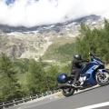 Мотоциклет Yamaha FJR1300AS - спортно поведение и забележителен комфорт за водача и пътника