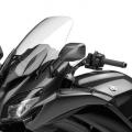 Мотоциклет Yamaha FJR1300AS - напълно регулируеми предно стъкло, обтекател, седалка и ръкохватки