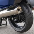 Мотоциклет Yamaha FJR1300AS - със система на карданната предавка за чиста и тиха работа на двигателя