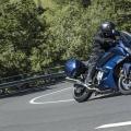 Мотоциклет Yamaha FJR1300AS - винаги готов за път и нови приключения