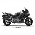 Мотоциклет Yamaha FJR1300AS Tech Graphite - със система против буксуване, D-MODE функция, темпоматен и изпреварващ съединител и круиз контрол