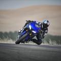 Мотоциклет YAMAHA YZF-R125 2019 - адреналин и страхотно поведение на пистата и извън нея