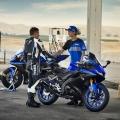 Мотоциклет YAMAHA YZF-R125 2019 - достоен за всяка компания