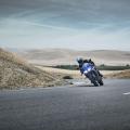 Мотоциклет YAMAHA YZF-R125 - подобрено усещане при спиране