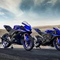 Мотоциклет YAMAHA YZF-R125 2019 - винаги готов и в очакване на поредната езда