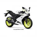 Мотоциклет YAMAHA YZF-R125 2019 Competition White