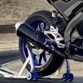 Мотоциклет YAMAHA YZF-R125 2019 - олекотени състезателни джанти с Y-форма на спиците