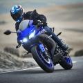 Мотоциклет YAMAHA YZF-R125 2019 - с легендарната състезателна ДНК на R-серията