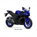 Мотоциклет YAMAHA YZF-R125 2019 Yamaha Blue