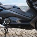 Скутер Yamaha TMAX 2019 - със Smart Key система за безконтактно запалване и заключваща система на централната стойка