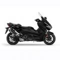 Скутер Yamaha TMAX 2019 - още по-мощен въртящ момент, обърнати вилки от мотоциклетен тип и link-type задно окачване