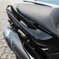 Скутер Yamaha TMAX 2019 Midnight Black отблизо