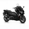 Скутер Yamaha TMAX 2019 - с тракшън контрол, YCC-T технология и възможност за свързване с Dainese D-air® система за безопасност