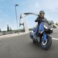 Скутер Yamaha X-MAX 400 2019 - надежден, пъргав, уличен спортист