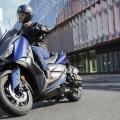 Скутер Yamaha X-MAX 400 2019 - изключително лек и маневрен