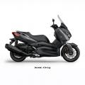 Скутер Yamaha X-MAX 400 2019 Sonic Grey