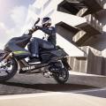 Скутер Yamaha Aerox 4 2019 - лек, маневрен и изключително икономичен