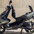 Скутер Yamaha Aerox 4 2019 - изключителен във всяко отношение