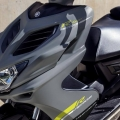 Скутер Yamaha Aerox 4 2019 - supersport стила започва от аеродинамичните форми