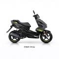 Скутер Yamaha Aerox 4 2019 Matt Grey