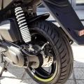 Скутер Yamaha Aerox 4 2019 - 4-тактов, 50-кубиков двигател с водно охлаждане и EU4 сертификат