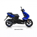 Скутер Yamaha Aerox 4 2019 Yamaha Blue