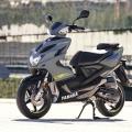 Скутер Yamaha Aerox 4 2019 - не остава незабелязан
